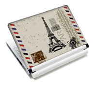 "Tower 12"" 12.6"" 13"" 13.3"" 14"" 14.1"" 14.4"" 15"" 15.4"" 15.6"" Inch Notebook Laptop Skin Netbook Sticker Cover Decel Protector"
