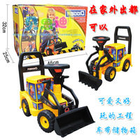 children ride on truck forkfuls /mining machine bulldozer/child ride on car