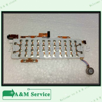 Keypad Flex Cable With Buzzer Replacement Parts For Samsung Captivate Glide i927 High Quality Grade A Free Shipping