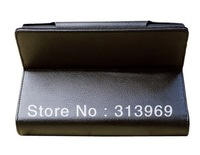 stand style PU leather case for Sony Prs-t2 ebook 100pcs/lot free shipping