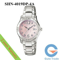 Fashion SHN-4019DP-4A Women's Watch Spherical Glass Dive Watches Wristwatch Free Ship With Original box