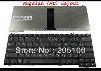 New Laptop keyboard for Len ovo 3000 C100 C200 F31 G430 N100 N200 Y430 Black Russian Version - 25-007696