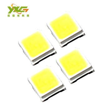 wholesale High Brightness SMD 2835 White LED 2.8-3.6V 50-60lm,110 degree 150mA  led heatsink