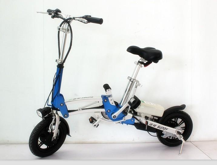 新しいポータブル電動自転車 ...