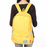 2013 casual canvas backpack fashion school bag