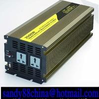 2500w peak 5000w modified power inverter DC24V AC 220V ! Free shipping,Brand New ! power inverter