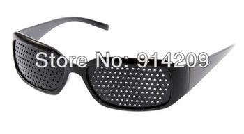 3Pcs/Lot New Arrival Eyes Exercise Pinhole Glasses Eyesight Vision Improve