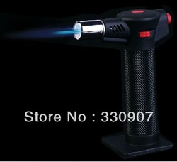 New type torch lighter of high temperature industrial multi-purpose outdoor kitchen butane gas torch free shipping(China (Mainland))