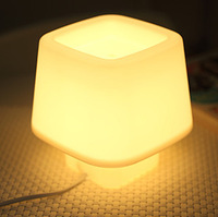 Home bedroom lights brief aesthetic multicolour bedside lamp small night light
