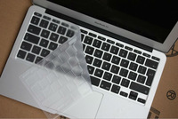 "Free Shipping 2 X EUROPEAN EURO UK EU Clear Keyboard SKin Cover Guard For Retina Display Macbook Pro 13"" 15"" 17""Air 13""inch"