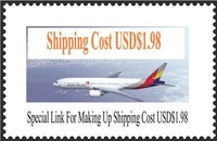 Special link for making up shipping cost $1