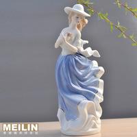 Modern ceramic crafts decoration fashion home accessories fashion female