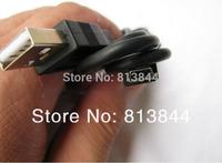 Free shipping 50pcs/lot USB 2.0 AM to MINI usb cable 5P for PS3 Camera PSP MP3