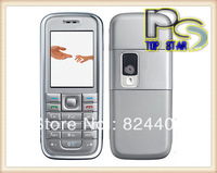 6233 Original Unlocked 6233 cell phone bluetooth mp3 player 2MP One Year Warranty freeshipping