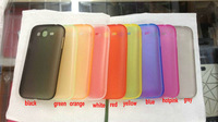 wholesale 60pcs/lot 0.3mm Ultra Thin Slim Frosted Matte PC Case for Samsung i9082,Galaxy Grand DUOS,Free Shipping