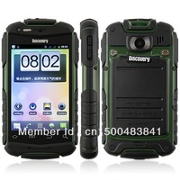2013 Hot sale Discovery V5 Android 4.0 Shockproof SC8810 1.0GHz WiFi 3.5 inch capacitive screen Smart Phone