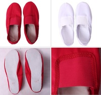 2013 Child / adult dance shoes, practice shoes soft soled gym shoes catlike shoes ballet shoes gym shoes
