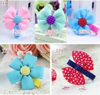 big150pcs Crochet Headbands hat+150cs Gerbera Flowers/Baby Hair bows,Headbows hot selling0