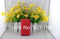 For iphone 5 Case,Fashion Luxury Design Sheepskin PU Leather Flip Wallet Case For iPhone 5 5G iPhone5 4Colors 10pcs/lot DHL Free