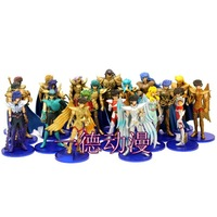 Hot sell cheap Gold hand-done doll decoration full set 20 gold bronze