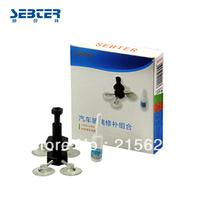 Free shipping Sebter ! auto glass windshield repair kit car window repair resin set