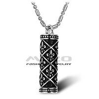 Wholesale 2014 New HOT SALE Fashion Jewelry National style chain Men's 316L Stainless Steel Necklace for men/boys TY790