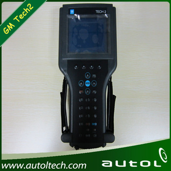 2013 Professional GM tech2 diagnostic tool ------------Tech 2 Opel SAAB Holden Isuzu Suzuki