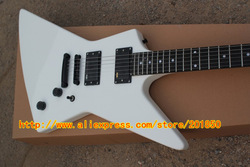 Brand Guitar New electric guitar ESP CUSTOM strange goose shaped electric guitars lowest price best quality EMG pickup Guitars(China (Mainland))