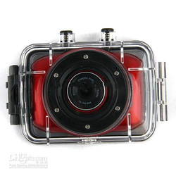 "HD 2"" LCD Touch Waterproof Digita Helmet Action Video Sport Camera DV DVR Cam Camcorder For Bike/Diving/Surfing/Ski/Skydiving(China (Mainland))"