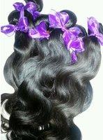 Nicolefashion WQ1305307  Wavy Brazilian Virgin double drawn queen hair extensions
