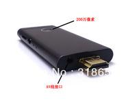 Mini PC RK3066 Dual Core Android Smart TV Stick BOX Built-in Bluetooth MIC 2.0MP Camera XBMC 1GB 8GB Skype AV Output