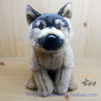 Plush euprepocnemis wolfhounds animal doll german shepherd dog toy decoration