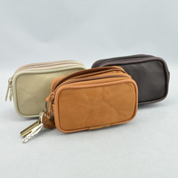 Free Shipping! Genuine leather sheepskin coin purse key wallet small card holder  wallet C318