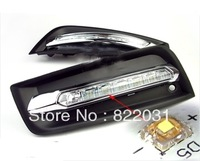 6000k 6 led  daytime driving light for cruze anti-fire