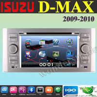 Car DVD Player Radio autoradio GPS navigation Car Stereo  Isuzu D-MAX 2009 2010 + Free  map