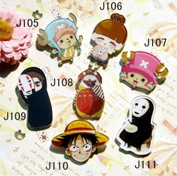 min mix order is $20 hotsale popular acrylic catoon LOVELY girl boy pin brooch cartoon free shipping 105 106 107 108 109 110 111(China (Mainland))