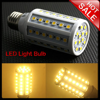 220V Bright 1080 Lumens E27 12W Warm White 60 LED Light Bulb Lamp Lighting
