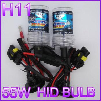 H11 Single beam HID KIT SET 55W HID XENON SYSTEM DC12V hid conversion kit
