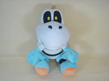"10pcs Stuffed Plush Toy Cartoon Animal Stuffed Super Mario Brothers Plush Figures  6"" int  Dry Bones"