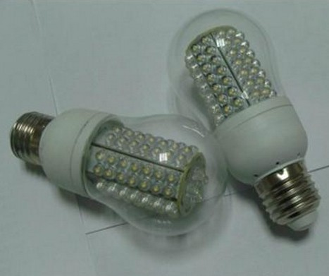 60SMD3528 3W led corn lampB22( base availableE27/E14) with CE, RoHS approval(China (Mainland))