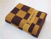 Free Shipping!Orginal Order Brand New 100% Cotton Face Towels 75cmx35cm 10PCS/LOT