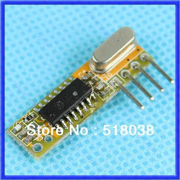 Free Shipping 5pcs/lot New Wireless Remote Control Receiver Board Module RXB12