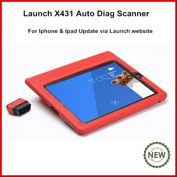 Launch X431 Auto Diag Scanner for IPAD and for ipad(China (Mainland))