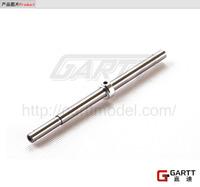 Freeshipping (2 pcs/lot) GARTT GT500 DFC metal main shaft 100% fits Align Trex 500