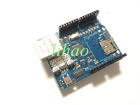 Free Shipping Ethernet W5100 network expansion board SD card expansion