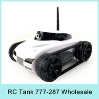 RC Tank 777-287 Wifi 4CH Controlled by iPhone iPad Electric Remote Control Tank With Camera Toy Gift for Kids Drop Shipping