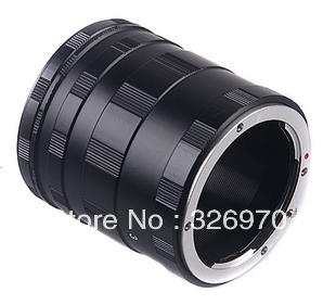 whloesale sale Macro Extension Tube Ring For Sony Alpha A AF Minolta MA mount camera FREE SHIPPING(China (Mainland))