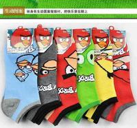 Wholesale Detonation! Quality Goods Children Cotton Socks Child Baby Cotton Boat Socks cartoon short socks Free Shipping
