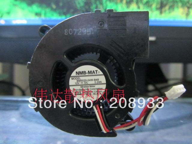 NMB-MAT United States Praia 5020 DC 12V BM5020-04W-B49(China (Mainland))