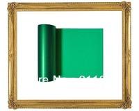 Color ribbon printer barcode ribbon green 110*300 ribbon